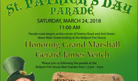 St Patrick's Day Parade 2018
