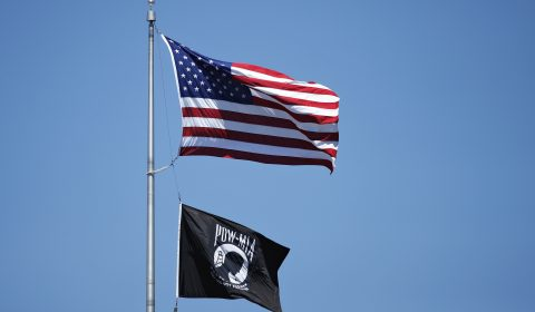 POWMIA Flag