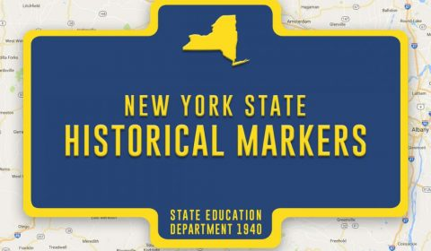 NYS Historical Marker